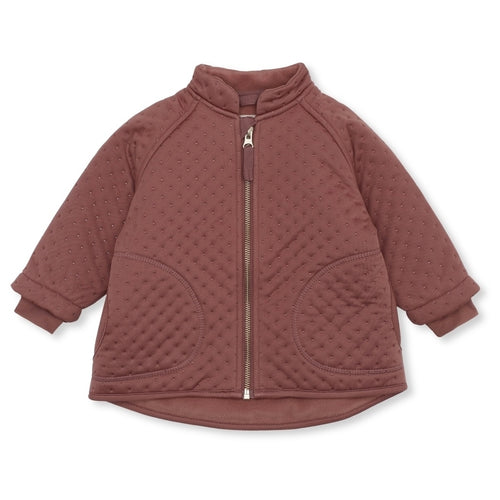 Konges Sløjd Thermo Jacket Deux // Cedar Brown by Konges Sløjd - Mini Pop Style