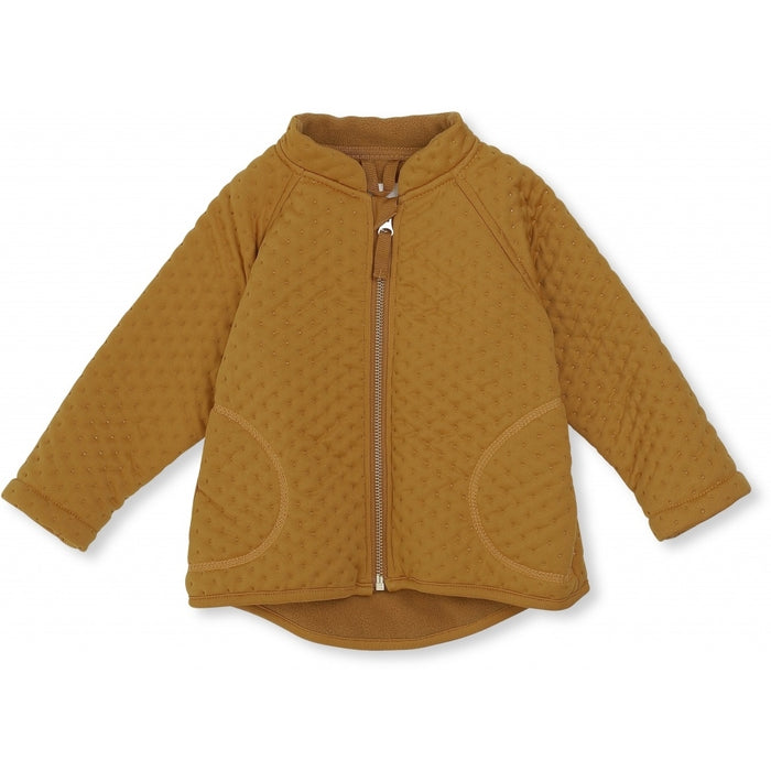Konges Sløjd Thermo Jacket Deux // Dark Honey by Konges Sløjd - Mini Pop Style