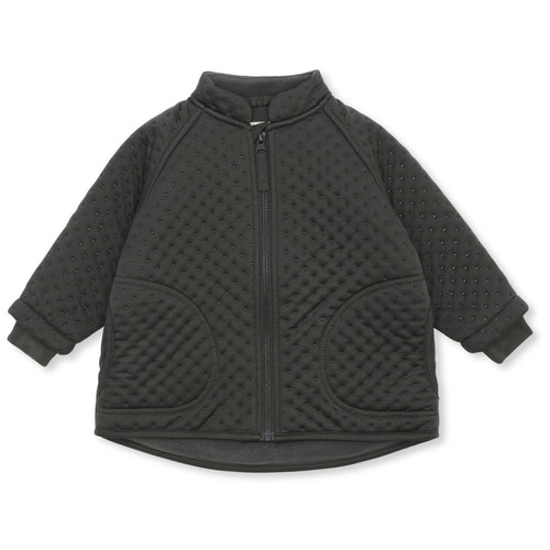 Konges Sløjd Thermo Jacket Deux // Moss Grey by Konges Sløjd - Mini Pop Style