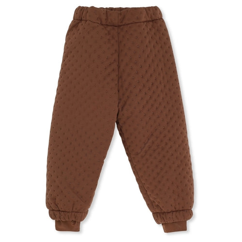 Konges Sløjd Thermo Pants Deux // Biscay Brown by Konges Sløjd - Mini Pop Style