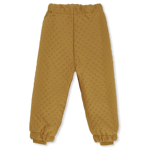 Konges Sløjd Thermo Pants Deux // Dark Honey by Konges Sløjd - Mini Pop Style