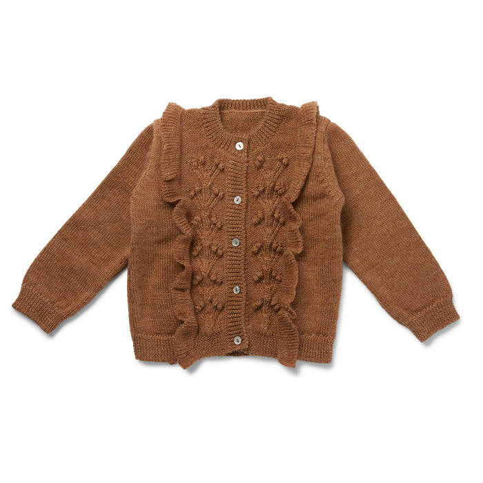 Konges Sløjd Sienna Cardigan Wool // Almond