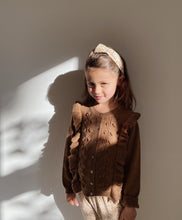 Load image into Gallery viewer, Konges Sløjd Sienna Cardigan Wool // Almond