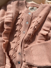 Load image into Gallery viewer, Konges Sløjd Sienna Cardigan Wool // Rose Blush