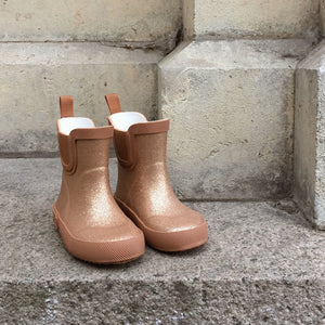 Konges Sløjd Welly Rubber Boots Glitter // Acacia