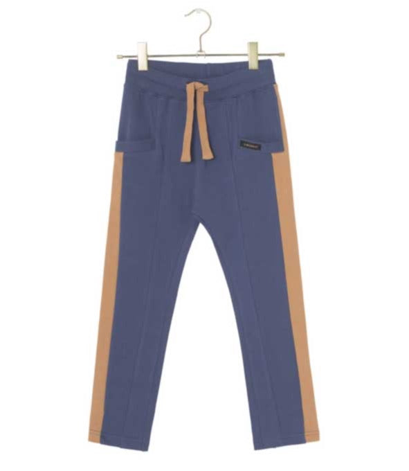 A MONDAY Marius Pants // Blue Indigo