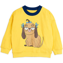 Load image into Gallery viewer, Mini Rodini Yellow Reversible Sweatshirt by Mini Rodini - Mini Pop Style