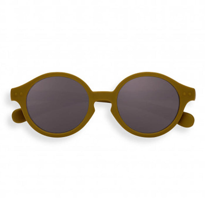 IZIPIZI PARIS Sunglasses Baby 0-12 Months // Olive Green