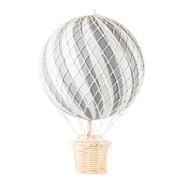 FILIBABBA Hot Air Balloon 20 cm //  Grey by FILIBABBA - Mini Pop Style
