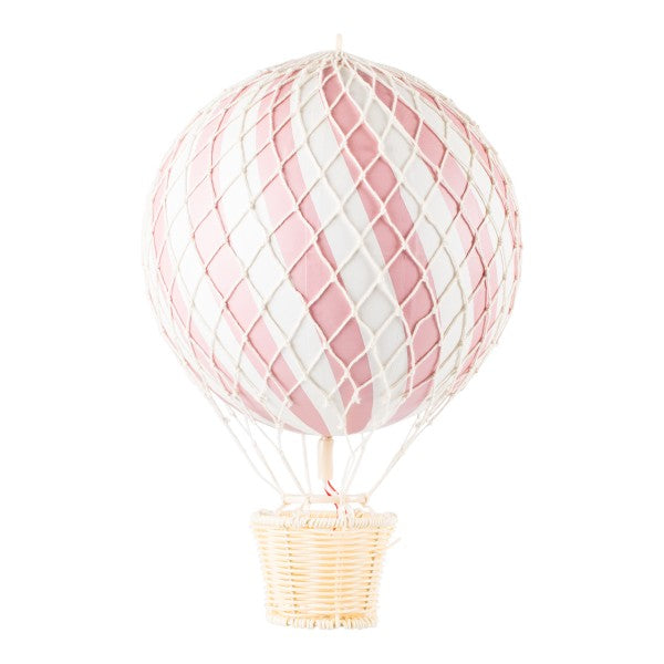FILIBABBA Hot Air Balloon 20 cm //  Dark Rose by FILIBABBA - Mini Pop Style