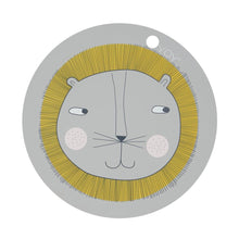 Load image into Gallery viewer, OYOY Placemat Lion by OYOY - Mini Pop Style