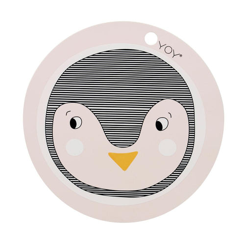 OYOY Placemat Penguin by OYOY - Mini Pop Style