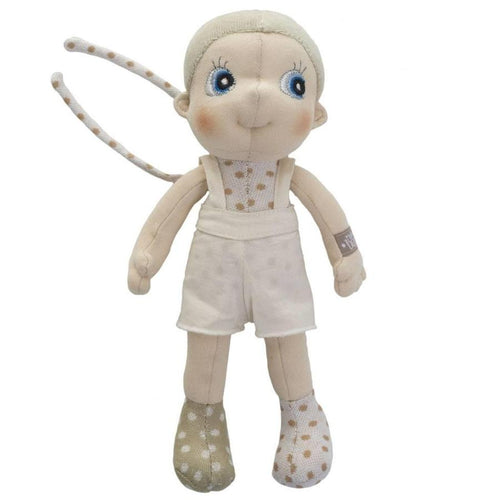 Rubens Barn Mini EcoBuds Doll Elm - Mini Pop Style