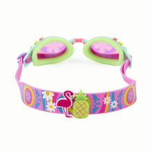 Load image into Gallery viewer, Bling2o Swim Goggles // Flamingo by Bling2o - Mini Pop Style