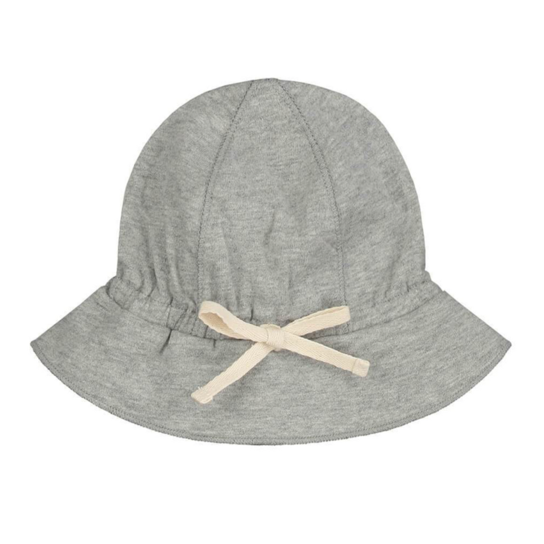 Gray Label Baby Sun Hat // Grey Melange by Gray Label - Mini Pop Style