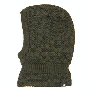 Huttelihut Balaclavas Double Layer // Dusty Green