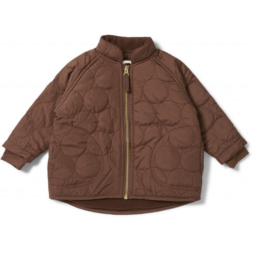 Konges Sløjd Thermo Jacket Crinkle // Mocca