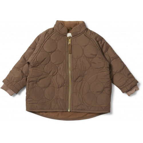 Konges Sløjd Thermo Jacket Crinkle // Walnut