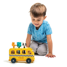 Load image into Gallery viewer, Tender Leaf Toys Animal Taxi by Tender Leaf Toys - Mini Pop Style