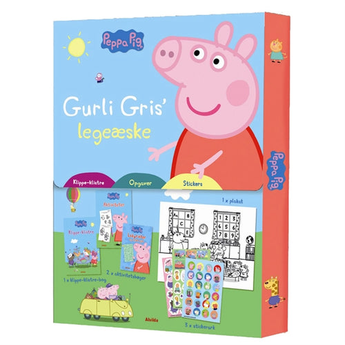 Alvilda Peppa Pig // Activity Box