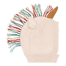Load image into Gallery viewer, Oeuf Animal Hat Alpaca // Rainbow Unicorn by Oeuf - Mini Pop Style