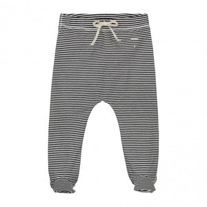 Gray Label Baby Footies // Nearly Black & White by Gray Label - Mini Pop Style
