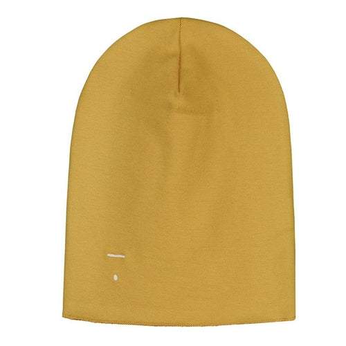 Gray Label Beanie // Mustard by Gray Label - Mini Pop Style
