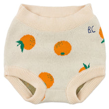 Load image into Gallery viewer, BOBO CHOSES Oranges Knitted Culotte by BOBO CHOSES - Mini Pop Style
