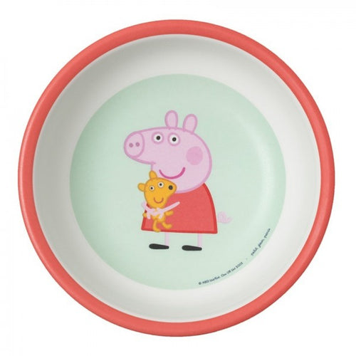 Petit Jour Paris Bowl Peppa Pig by Petit Jour Paris - Mini Pop Style