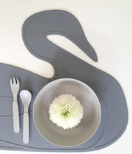 Load image into Gallery viewer, Lille Vilde Placemat // Swan Nude by Lille Vilde - Mini Pop Style