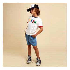 Hundred Pieces New Kids Cap // Black by Hundred Pieces - Mini Pop Style