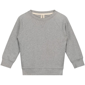 Gray Label Crewneck Sweater // Grey Melange by Gray Label - Mini Pop Style
