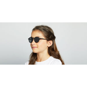 IZIPIZI PARIS Junior SUN #D Black by IZIPIZI - Mini Pop Style