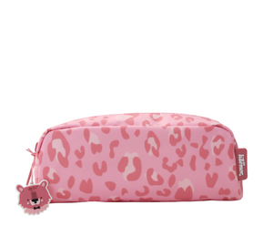 Eef Lillemor  Animal print pencilcases // Pink by Eef Lillemor - Mini Pop Style
