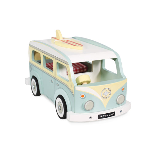 LE TOY VAN Holiday Campervan by LE TOY VAN - Mini Pop Style