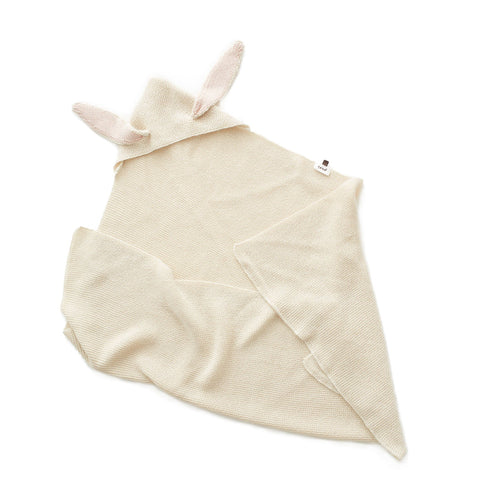 Oeuf Alpaca Blanket Bunny // White by Oeuf - Mini Pop Style