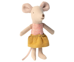 MAILEG Little Sister Mouse in Box by MAILEG - Mini Pop Style