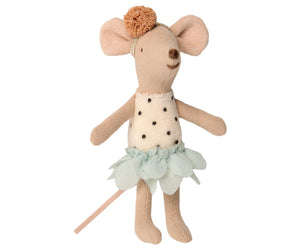 MAILEG Little Miss Mouse In Suitcase by MAILEG - Mini Pop Style