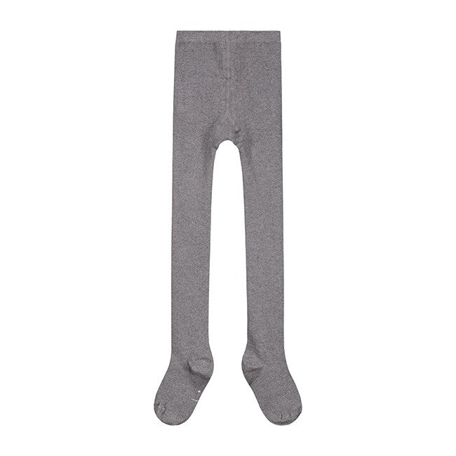 Gray Label Ribbed Tights // Grey Melange by Gray Label - Mini Pop Style