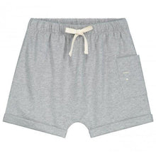 Load image into Gallery viewer, Gray Label One Pocket Shorts // Grey Melange by Gray Label - Mini Pop Style