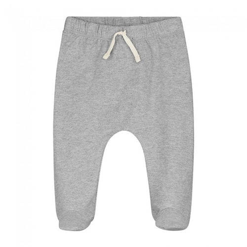 Gray Label Footies // Grey Melange by Gray Label - Mini Pop Style