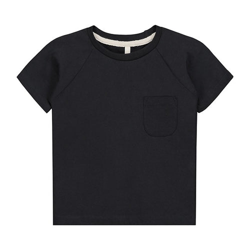 Gray Label Crewneck Tee // Nearly Black by Gray Label - Mini Pop Style