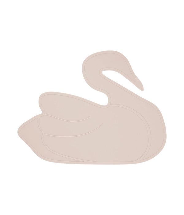 Lille Vilde Placemat // Swan Nude by Lille Vilde - Mini Pop Style