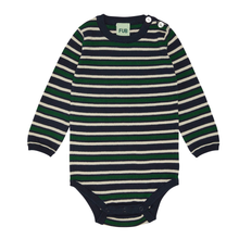 Load image into Gallery viewer, FUB Baby Body // Navy/Ecru/Forest by FUB - Mini Pop Style