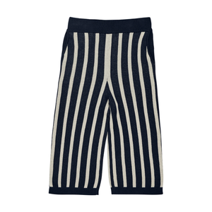 FUB Pants // Navy/Ecru by FUB - Mini Pop Style