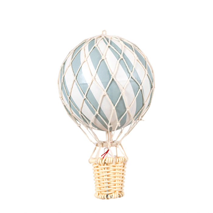 FILIBABBA Hot Air Balloon 10 cm //  Green Mint by FILIBABBA - Mini Pop Style