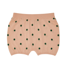 Load image into Gallery viewer, FUB Baby Dot Bloomers // Rose/Forest by FUB - Mini Pop Style