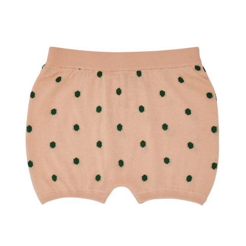FUB Baby Dot Bloomers // Rose/Forest by FUB - Mini Pop Style
