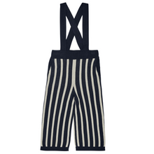 Load image into Gallery viewer, FUB Pants // Navy/Ecru by FUB - Mini Pop Style