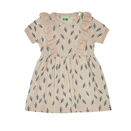 FUB Baby Dress // Ecru by FUB - Mini Pop Style